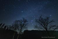 冬銀河 - デジタルで見ていた風景