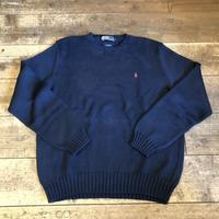 POLO Ralph Lauren コットンニット!!! - Clothing&Antiques NoT