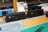 【鉄道模型・HO】ホキ5700 初期型を作る・3 - kazuの日々のエキサイトな企み!