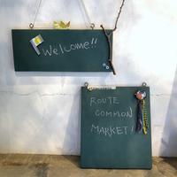 3/29(日) 「ROUTE COMMON Market vol. 2」 - 図画工作室 太陽のいろ
