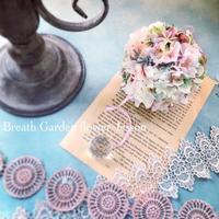 定期クラスのレッスン - 花雑貨店 Breath Garden *kiko's  diary*