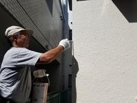 目黒区A・M様邸外装リフォーム工事緊急完了。 - 一場の写真 / 足立区リフォーム館・頑張る会社ブログ