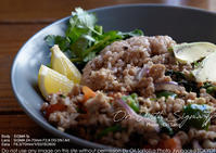 fpとわたくし。SIGMAfp + 24-70mm F2.8 DG DN Artで料理写真てこんな感じ。#SIGMAfp - さいとうおりのおいしいとかわいい
