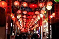 長崎ランタン祭り - ながさき徒然考 巻乃四