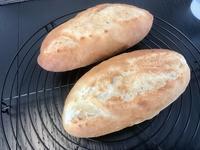 『プチチーズフランス』レッスン - カフェ気分なパン教室  *・゜゚・*ローズのマリ