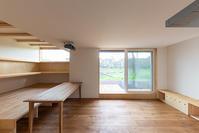 スタディコーナーのある家五十嵐の家04 - 加藤淳一級建築士事務所の日記