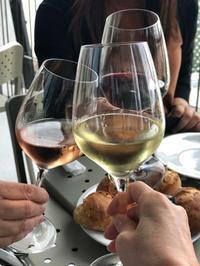 Bordeaux France september 2019 ④シテデュヴァンレストラン - minum kopi lagi?