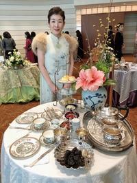 英国式テーブルセッティングの世界@ペニンシュラ東京 - お茶をどうぞ♪