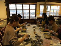 大津町九州の食卓さんにて石鹸教室でした☺︎ -  お花とハーブのアトリエ muguette