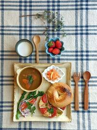 欲張り朝ごはん - 陶器通販・益子焼 雑貨手作り陶器のサイトショップ 木のねのブログ