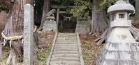 白河を歩く社八幡神社@福島県白河市 - 963-7837