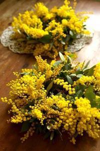 ミモザリースレッスンありがとうございました♪ - 花色~あなたの好きなお花屋さんになりたい~