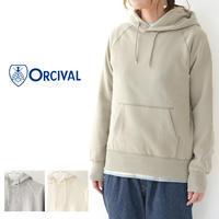 ORCIVAL [オーチバル・オーシバル] W Vintage French Terry Pullover [RC-9008] ヴィンテージフレンチテリープルオーバー・パーカー・LADY'S - refalt blog
