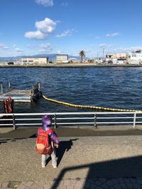 春の海 - 茅ヶ崎藤沢の青空自主保育てぃだのふぁブログ