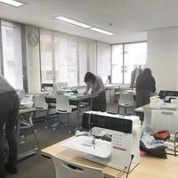 【ヴォーグ学園東京校】制作中のエコバッグ&新刊電子書籍化のお知らせ♪ - neige+ 手作りのある暮らし