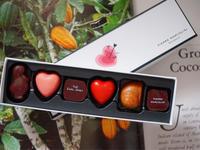2020 バレンタイン「ピエール マルコリーニ」バレンタイン コレクション 6個入り - 笑顔引き出すスイーツ探究