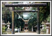 那須神社 - キルトとステッチ時々にゃんこ