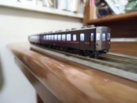 TOMIX 真岡鐡道 オハ50 電飾&座席色挿し - 新湘南電鐵 横濱工廠3