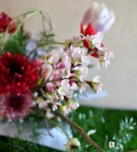 つぼみが開いた🌸✨ - Bouquets_ryoko