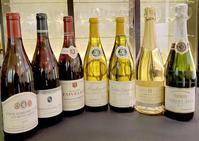 3月ワイン会ルイラトゥールモンラッシェ、コルトンシャルルマーニュ - ラ ブルゴーニュ ブルゴーニュワインとシャンパン