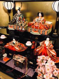 雛人形に思う事 - ひまづくり日記(50歳からの暮らしのヒント)