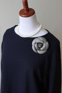 creema「春支度をはじめようファッション・アクセサリー」にカメリアコサージュを掲載していただきました! - ic amo 制作blog