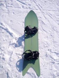 【20-21  GENTEMSTICK NEW MODEL 試乗会インプレッション】  BARRACUDA - スノーボードが大好きっ!!~ snow life in 2020/2021~