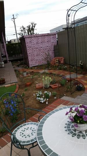 ブランコではなくて、、 - Chachakoの庭 (^-^)/