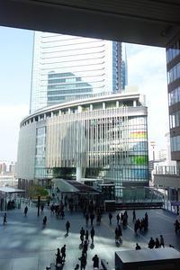 グランフロント大阪南館(タワーA) - レトロな建物を訪ねて