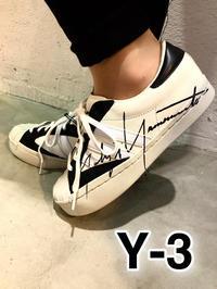 20SS「Y-3 ワイスリー」最新コレクション「Y-3 ヨウジ スター」スニーカー入荷です♪ - UNIQUE SECOND BLOG
