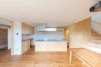 キッチンの工夫スタディコーナーのある家 - 加藤淳一級建築士事務所の日記