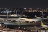2020/2/21 Fri. 羽田空港 - イタリア空軍KC-767 - - PHOTOLOG by Hiroshi.N
