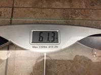 体重が変わらない - アッキーのダイエット日記