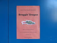"""Braggin' Dragon × TheThreeRobbers""ってこんなこと。 - THE THREE ROBBERS ってこんなこと。"