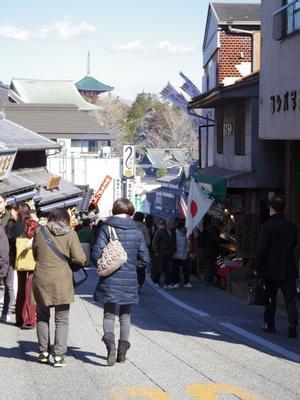 成田山新勝寺(千葉県) - 歌舞伎、ちらっと散歩メモ