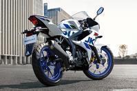 ストリートでのエキサイティング「GSX-S125 ABS」「GSX-R125 ABS」がマイナーチェンジ - バイクセンター Don chan 日記