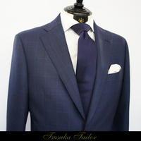 ハリソンズ<フロンティア>のスーツ | オーダースーツ - オーダースーツ東京 | ツサカテーラー 公式ブログ