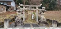 白河を歩く角折神社2@福島県白河市 - 963-7837