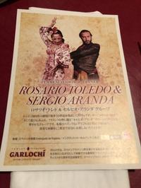 ロサリオ・トレドを観て感じた事 - かじようこ日記