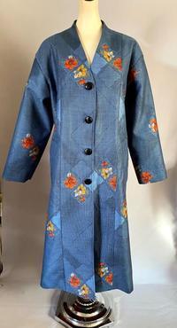 ブドー大島のコート - 私のドレスメイキング