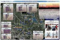 水郷湖沼や川にたまる放射性セシウム/  こちら原発取材班東京新聞 - 瀬戸の風