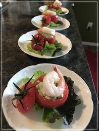トマトのファルシー - カナディアンロッキーで暮らす