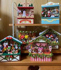 ドイツのクリスマスマーケットの会完成 - 柚風(ゆぜ)のshiro♪