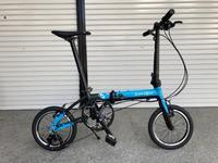 DAHON K3 ニューカラー - THE CYCLE 通信