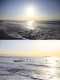 2020/02/24(MON) HOLIDAY BEACH - SURF RESEARCH
