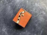 三つ折り財布for Tさん - YONABE