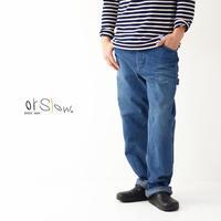 orslow [オアスロウ] M PAINTER PANTS [USED] [01-5120-95] ペインターパンツ・ユーズド・デニムパンツ・MEN'S - refalt blog