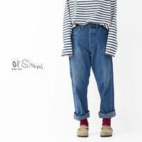 orslow [オアスロウ] W PAINTER PANTS [USED] [01-5120-95] ペインターパンツ・デニムパンツ・LADY'S - refalt blog