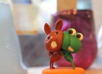 ネットショップ掲載 〜 その1〜 樹脂粘土人形 - Atelier SANGO