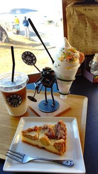 IWABA  CAFE  [福井日帰り旅⑤] - Emily  diary